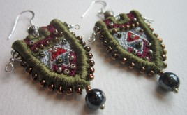 Nomad Earrings - £30