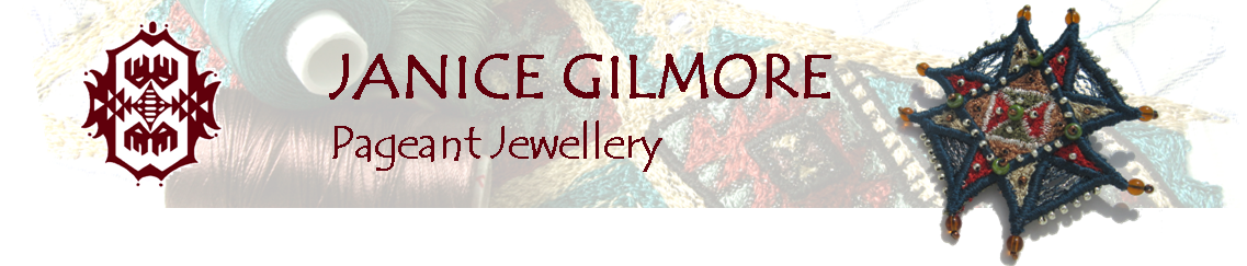 JANICE GILMORE – Pageant Jewellery