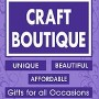 Craft Boutique 1