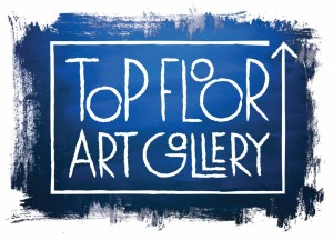 Top Floor Art logo